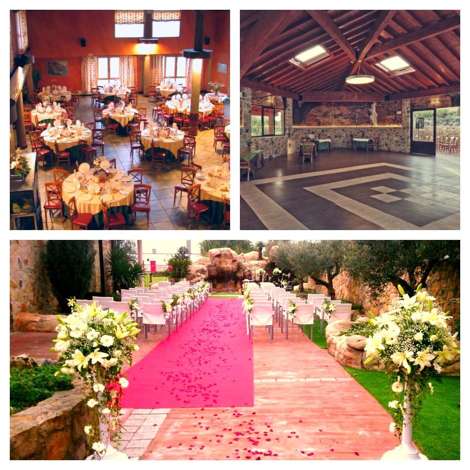 Collage boda