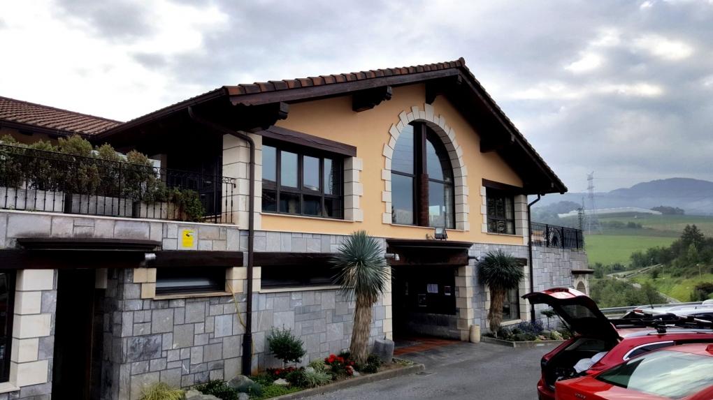 Restaurante y Sidrería OIANUME en Urnieta